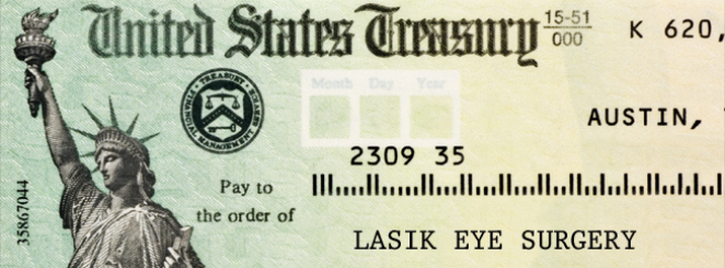 Your Tax Refund and LASIK Eye Surgery: How to Use It